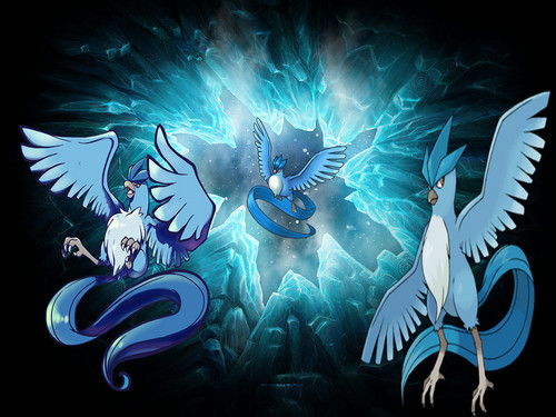 Pokémon wallpaper entitled Articuno Wallpaper