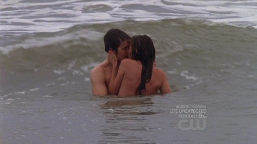 Clay and Quinn wallpaper with a bikini and skin called Asleep at Heaven's Gate
