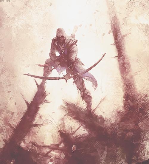 Assassin S Creed 3 The Assassin S Fan Art 32548670 Fanpop