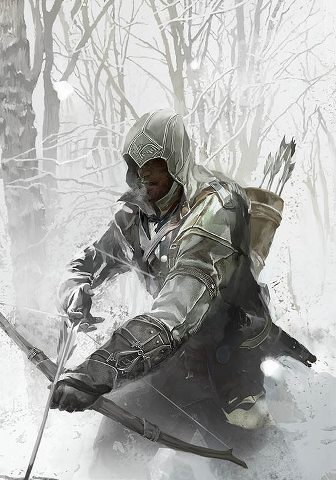Assassin S Creed 3 The Assassin S Fan Art 32566705 Fanpop