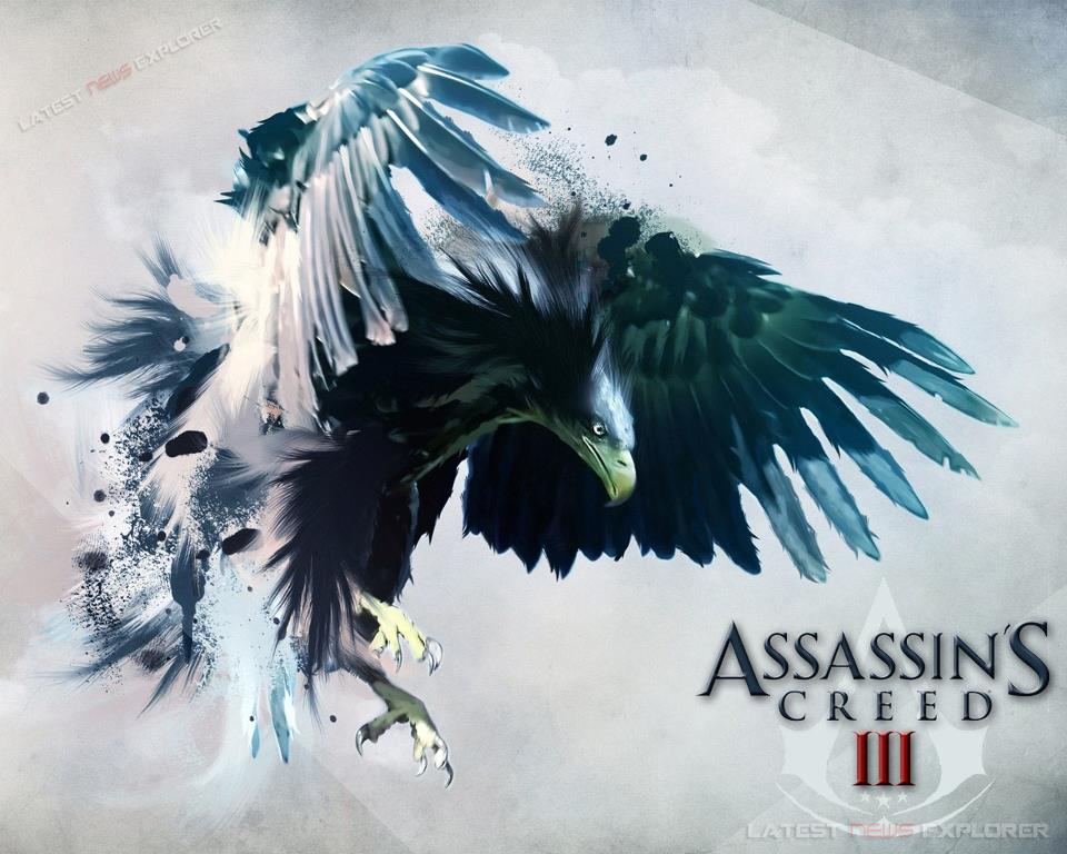 The Assassins Achtergrond Called Creed III