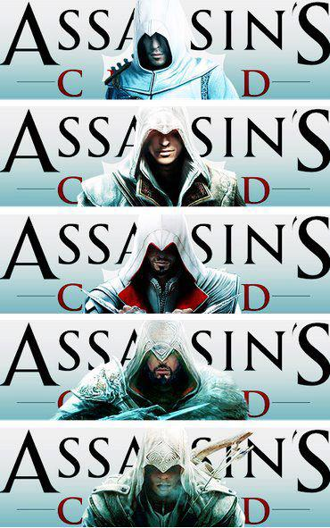 Assassin's Creed Series - The Assassin's Photo (32549215 ...