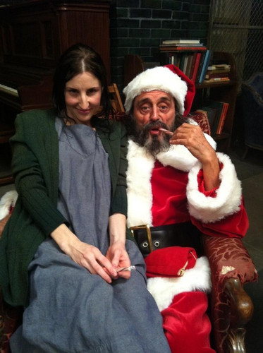 Asylum's Bad Santa - american-horror-story Photo
