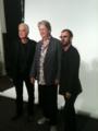 B. Wilson, Jimmy Page & Ringo Starr