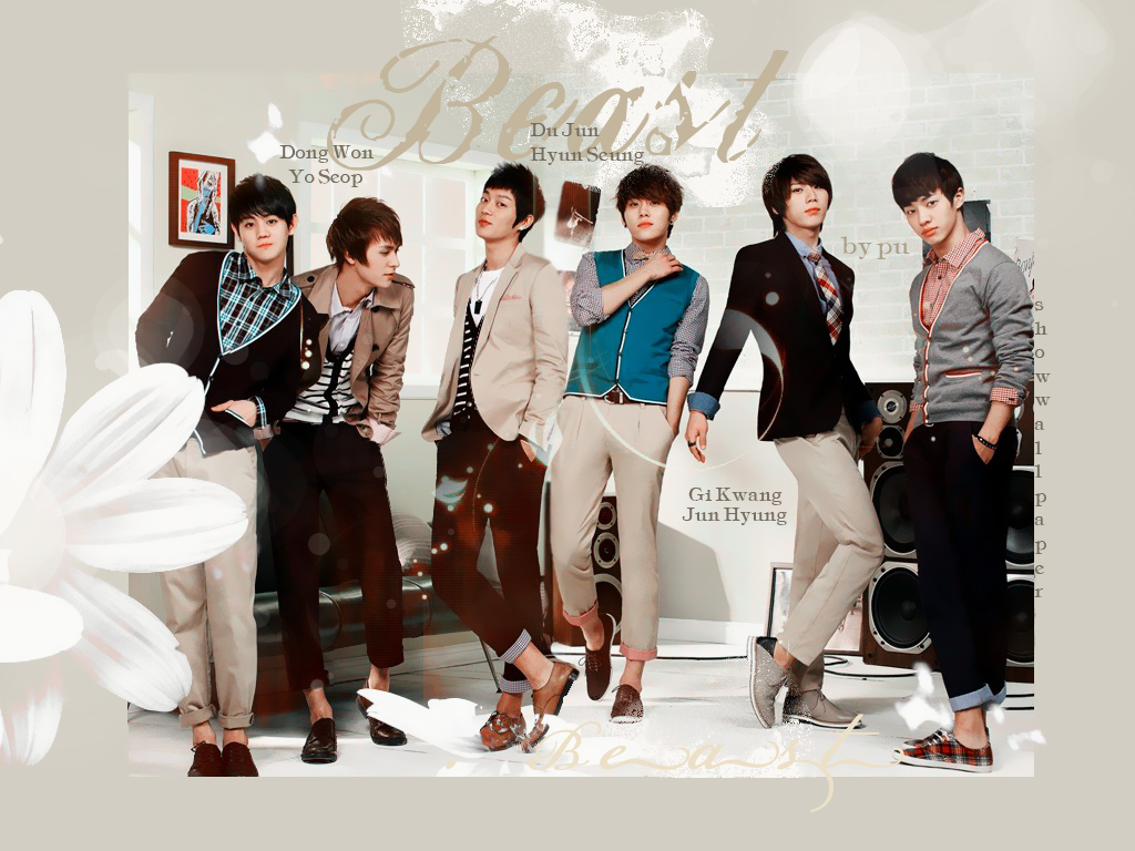 B2ST  BEAST/B2ST Wallpaper 32541331  Fanpop