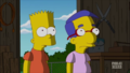 Bart and Milhouse Shading