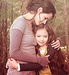 Bella &amp; Nessie - twilighters icon