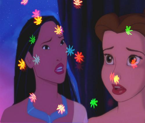 Belle & Pocahontas