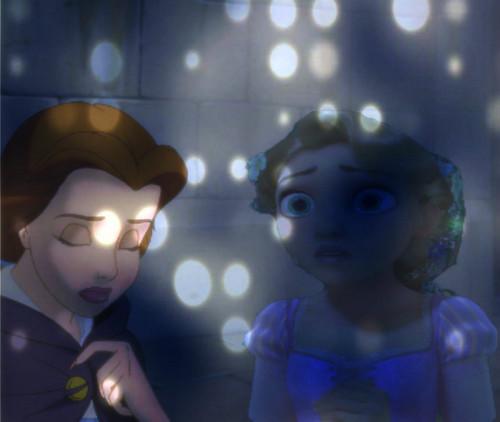 Belle & Rapunzel