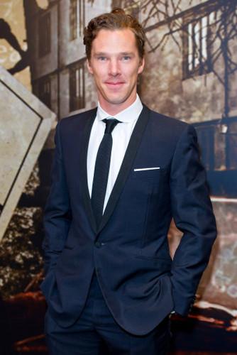 Benedict Cumberbatch /Crime Thriller Awards 2012