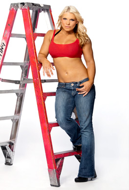 beth phoenix wallpaper called Beth Phoenix Photoshoot Flashback