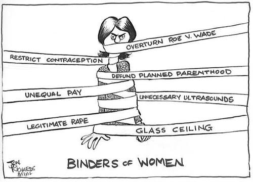 Binders of Women
