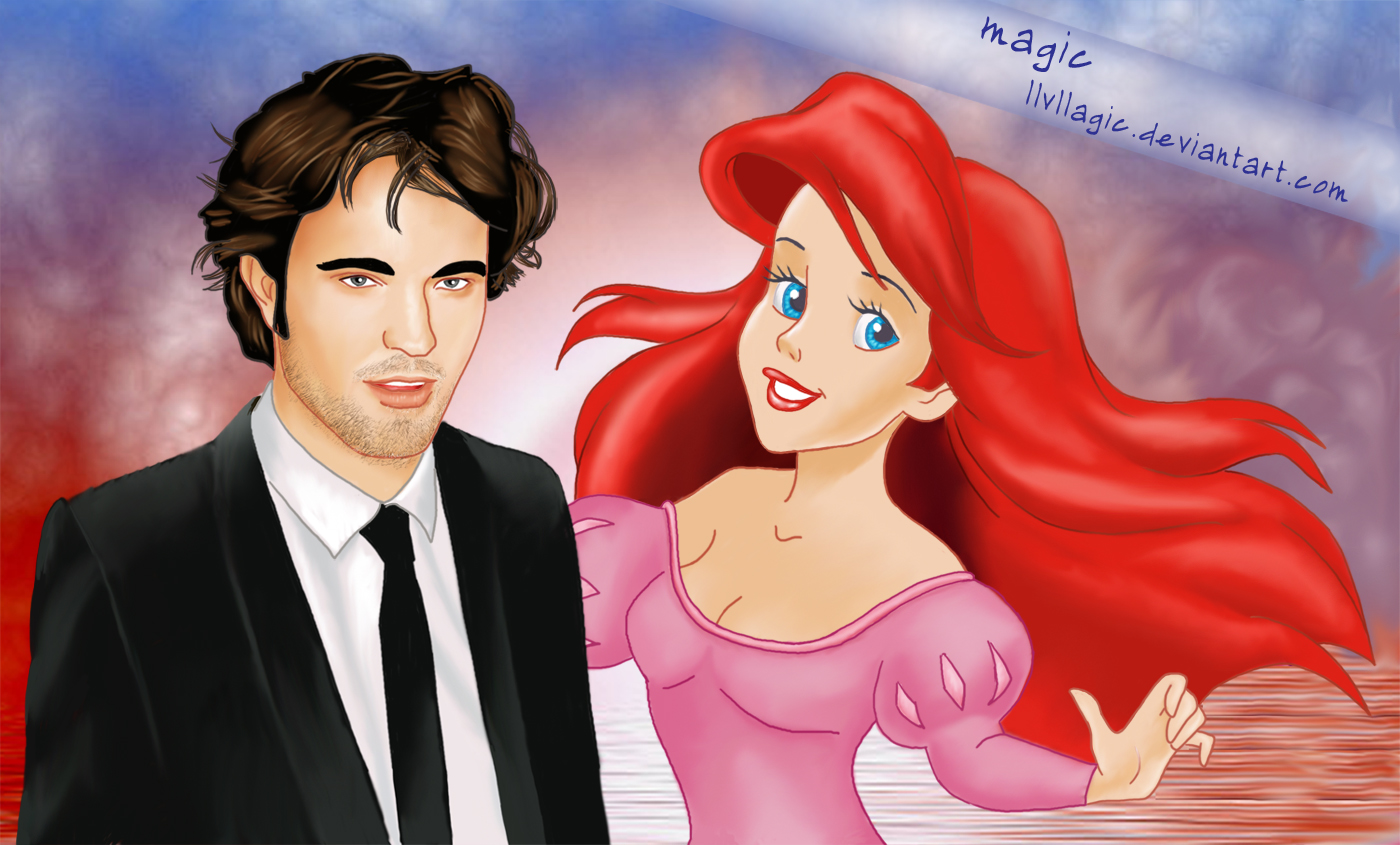 Bizarre Twilight fan art
