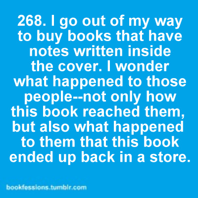 Bookfessions 261-280