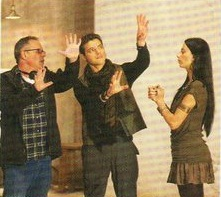 Breaking Dawn Part 2 BTS