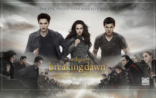 Breaking Dawn Part 2 hình nền