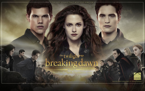 Breaking Dawn Part 2 fond d'écran
