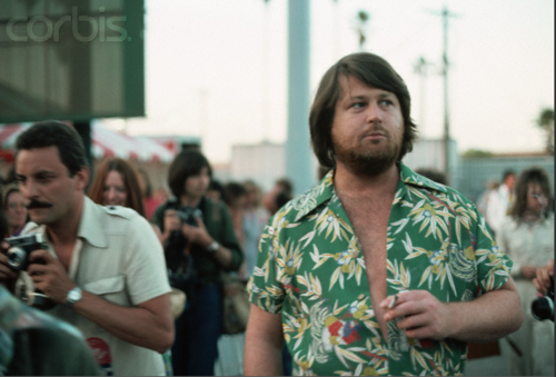 a history of brian wilson and the beach boys The band are fantastic, the songs often euphoric – but brian wilson is a diminished and troubling presence at the heart of this beach boys revue.