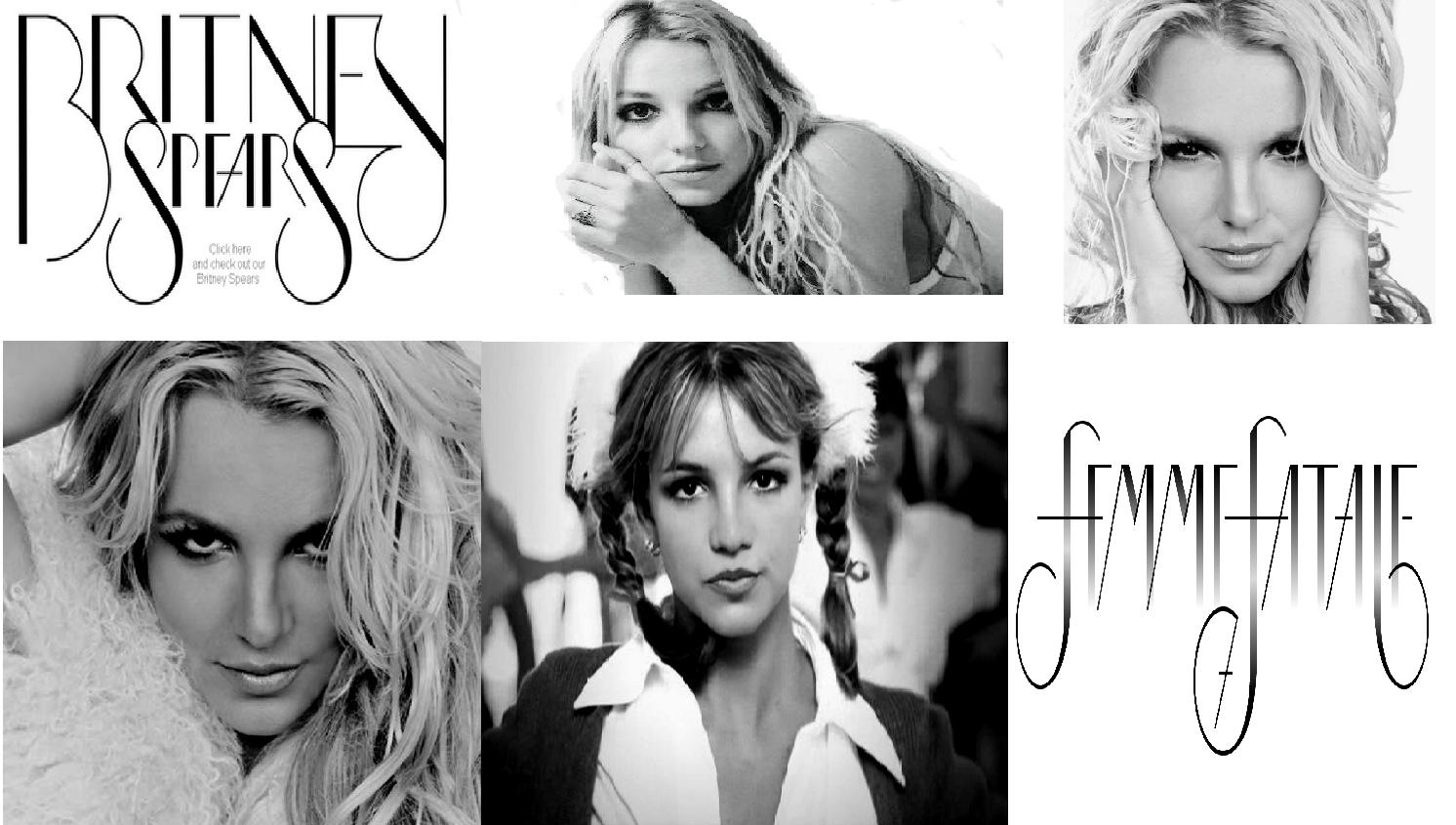 Britney Spears - Femme Fatale (Wallpaper)