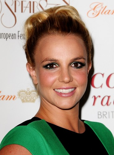 Britney Spears in the United Kingdom
