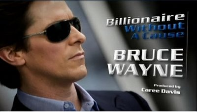Bruce Wayne wallpaper with sunglasses titled Bruce ♥