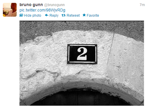 Bruno Gunn teases us with something District 2 related