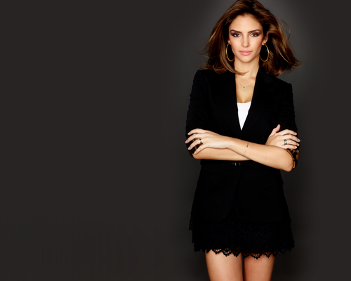 Caroline Celico wallpaper containing a well dressed person entitled CAROL