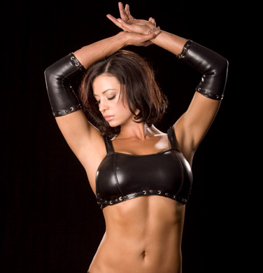 Candice Michelle 壁纸 possibly containing a bikini titled Candice Michelle Photoshoot Flashback