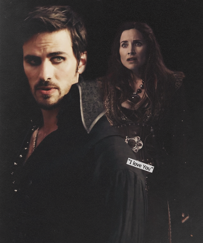 Captain Hook & Milah