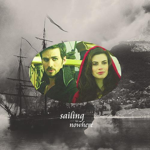 Captain Hook & Red Riding kap