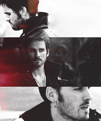 Once Upon A Time wallpaper possibly containing a fedora titled Captain Hook