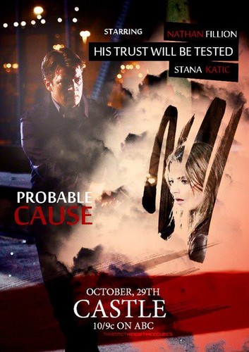 castello Probable Cause FanMade Poster