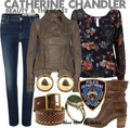 Catherine Chandler's Wardrobe - beauty-and-the-beast-cw photo