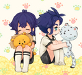 Cats: Yukimura x Kishibe