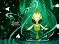 pokemon - Celebi Wallpaper wallpaper