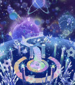 Celestial Spirit world! It's so beautiful!