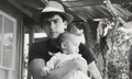 Charlie and his daughter Cassandra