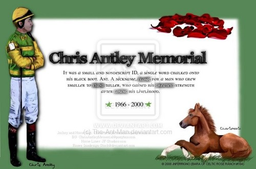 Christopher Wiley Antley (January 6, 1966 – December 2, 2000)