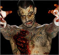 Cm Punk as Zombie - cm-punk photo