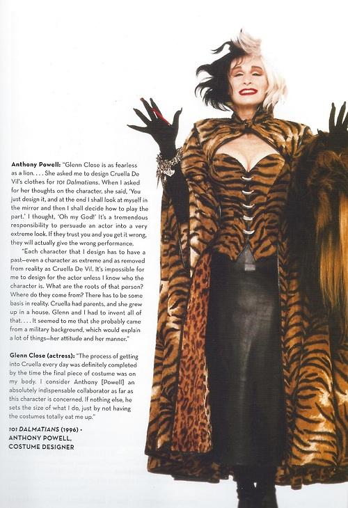 Glenn Close As Cruella De Vil Bilder Cruella Hd Hintergrund And
