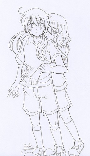 Cute~! Kawaii~! I amor them all!
