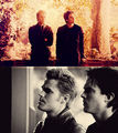 Damon&Stefan  - damon-and-stefan-salvatore fan art