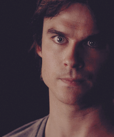 Damon Salvatore wallpaper with a portrait entitled Damon*-*
