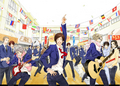 Dancing In The Streets (Hetalia Style~)