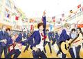 Dancing In The Streets (Hetalia Style~)