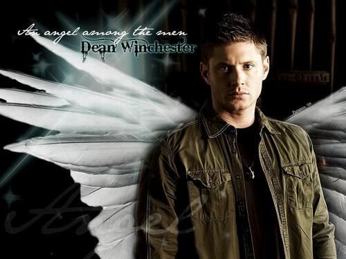 Supernatural wallpaper titled Dean Winchester