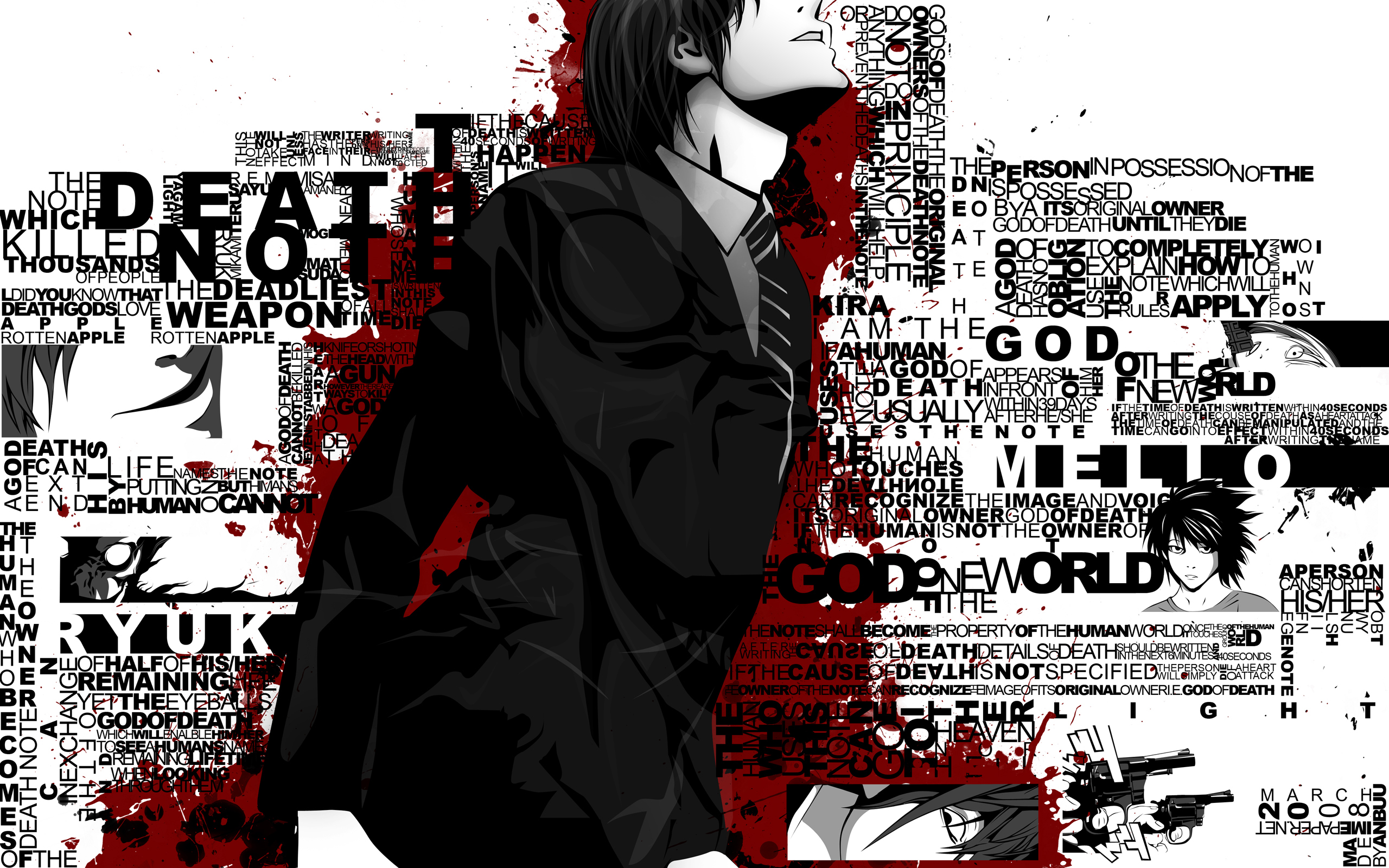 blindbandit92 tamar20 images death note hd wallpaper and