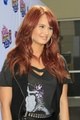Debby Ryan @ Make Your Mark: Shake It Up Dance Off 2012