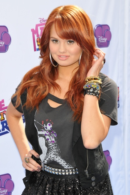 Debby Ryan Debby Ryan @ Make Your Mark: Shake It Up Dance Off 2012