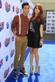 Debby Ryan & Roshon Fegan @ Make Your Mark: Shake It Up Dance Off 2012 - debby-ryan photo